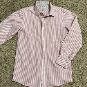 Nordstrom excellent condition striped dress shirt